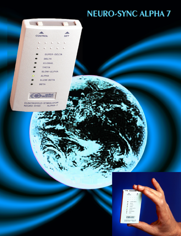 Neuro-Sync Alpha 7 Device Image